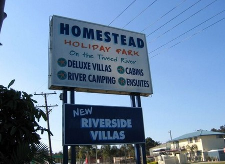 Homestead Holiday Park - Accommodation in Surfers Paradise