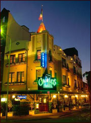 O'Malleys Hotel - Accommodation in Surfers Paradise