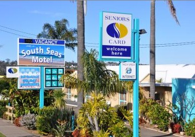 South Seas Motel - Accommodation in Surfers Paradise