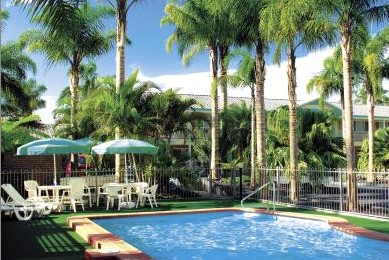 Forster Palms Motel - Accommodation in Surfers Paradise