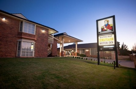 Bathurst Heritage Motor Inn - Accommodation in Surfers Paradise