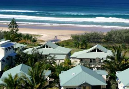 Fraser Island Beach Houses - Accommodation in Surfers Paradise