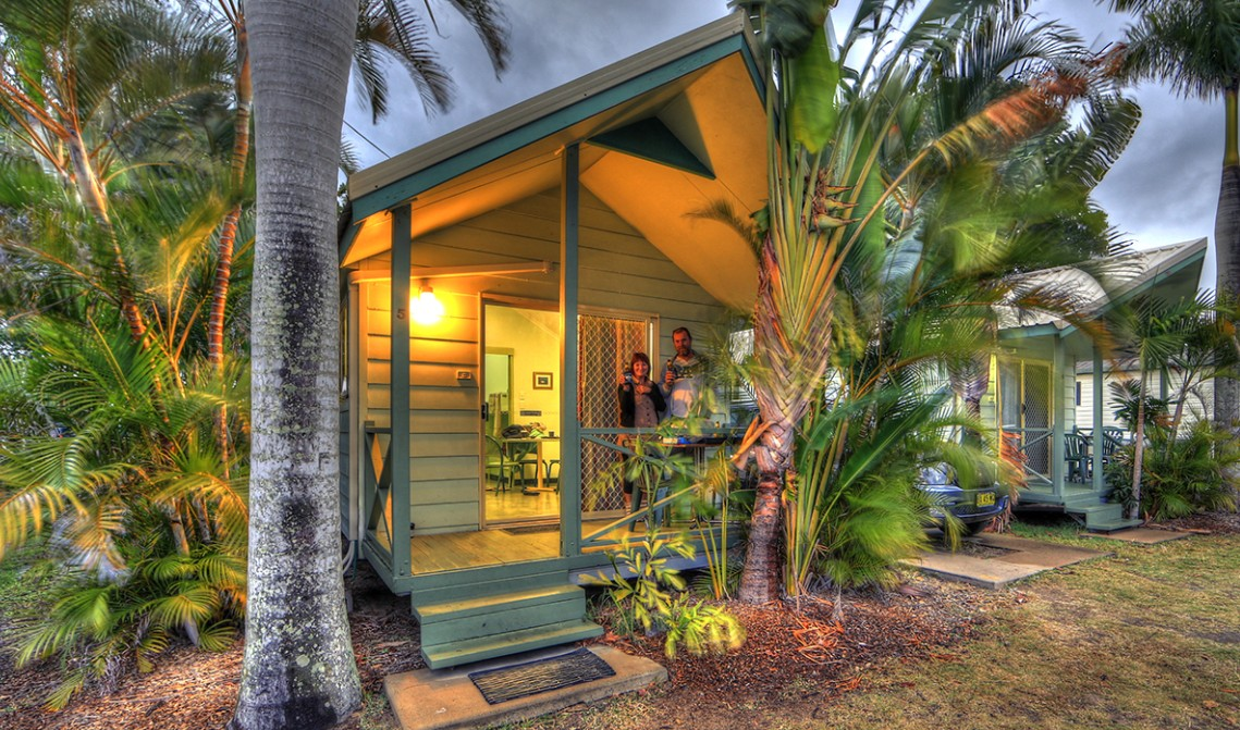Harbour View Tourist Park - Accommodation in Surfers Paradise
