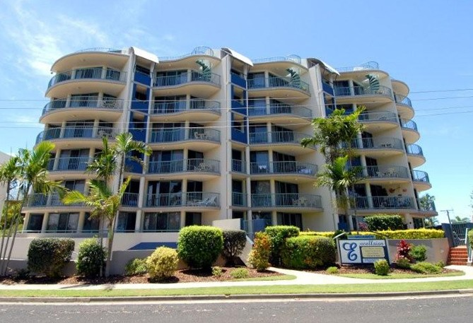 Excellsior Holiday Apartments - Accommodation in Surfers Paradise
