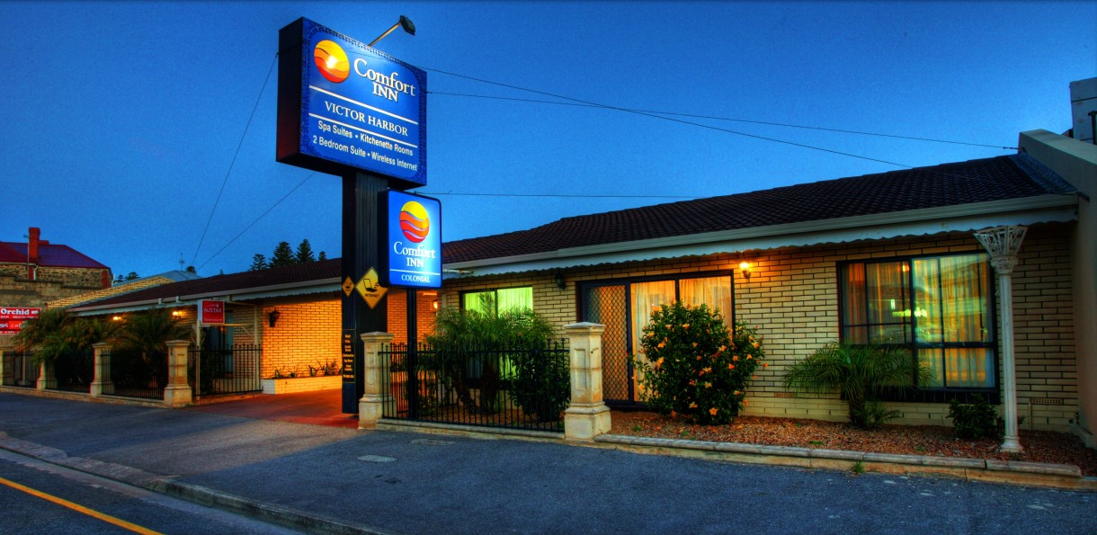 Comfort Inn Victor Harbor - Accommodation in Surfers Paradise