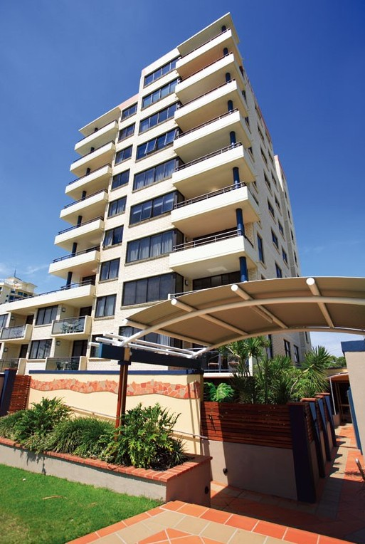 Windward Apartments - Accommodation in Surfers Paradise