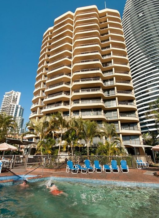 Voyager Resort - Accommodation in Surfers Paradise