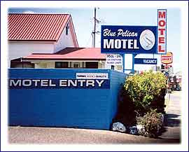 Blue Pelican Motor Inn - Accommodation in Surfers Paradise