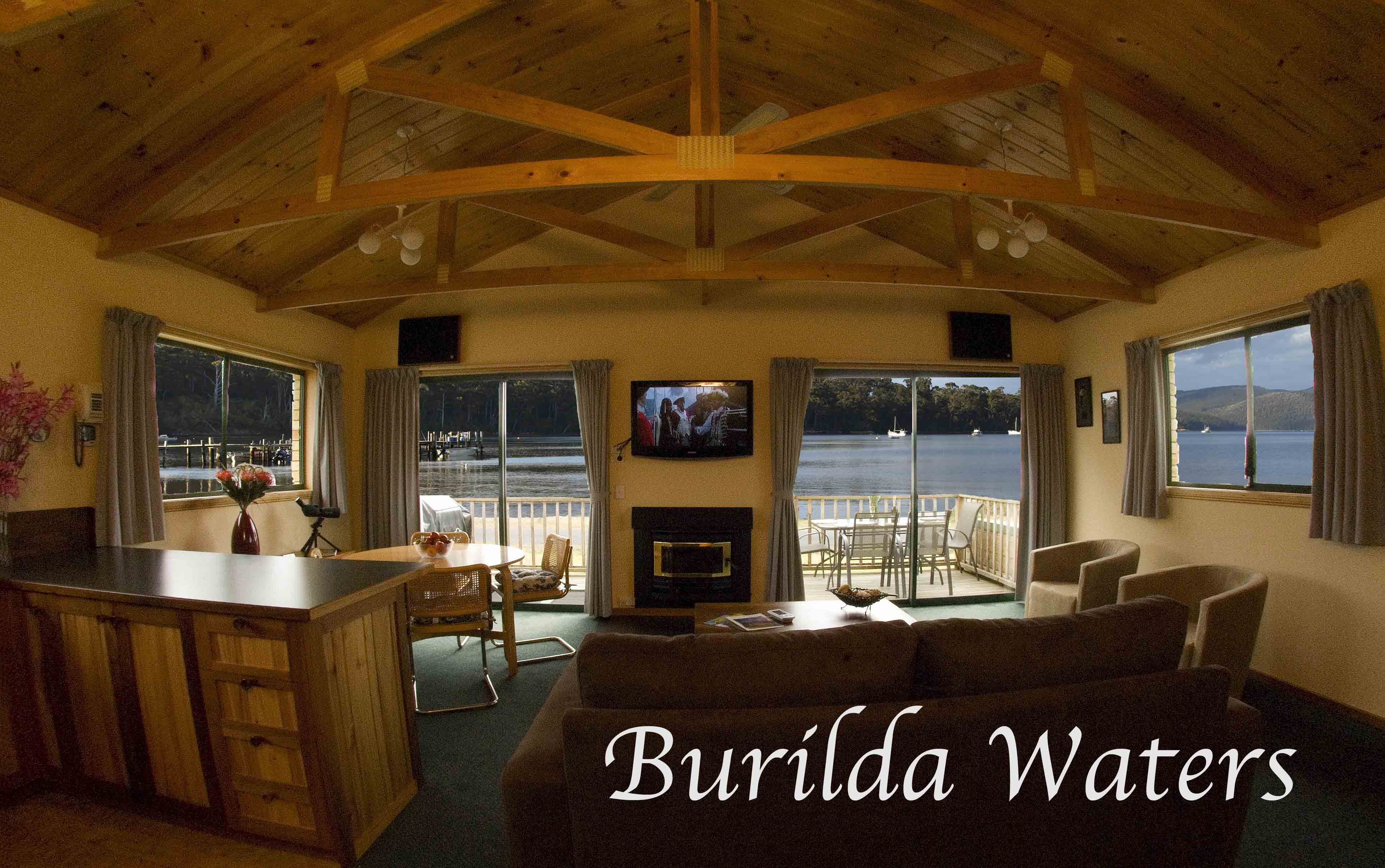Burilda Waters Port Arthur Waterfront Accommodation - Accommodation in Surfers Paradise
