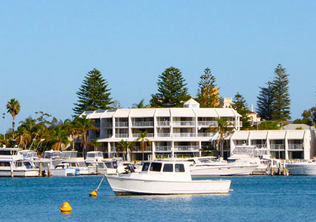 Pier 21 Apartment Hotel Fremantle - Accommodation in Surfers Paradise