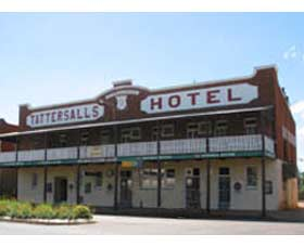 Tattersall Hotel Baradine - Accommodation in Surfers Paradise