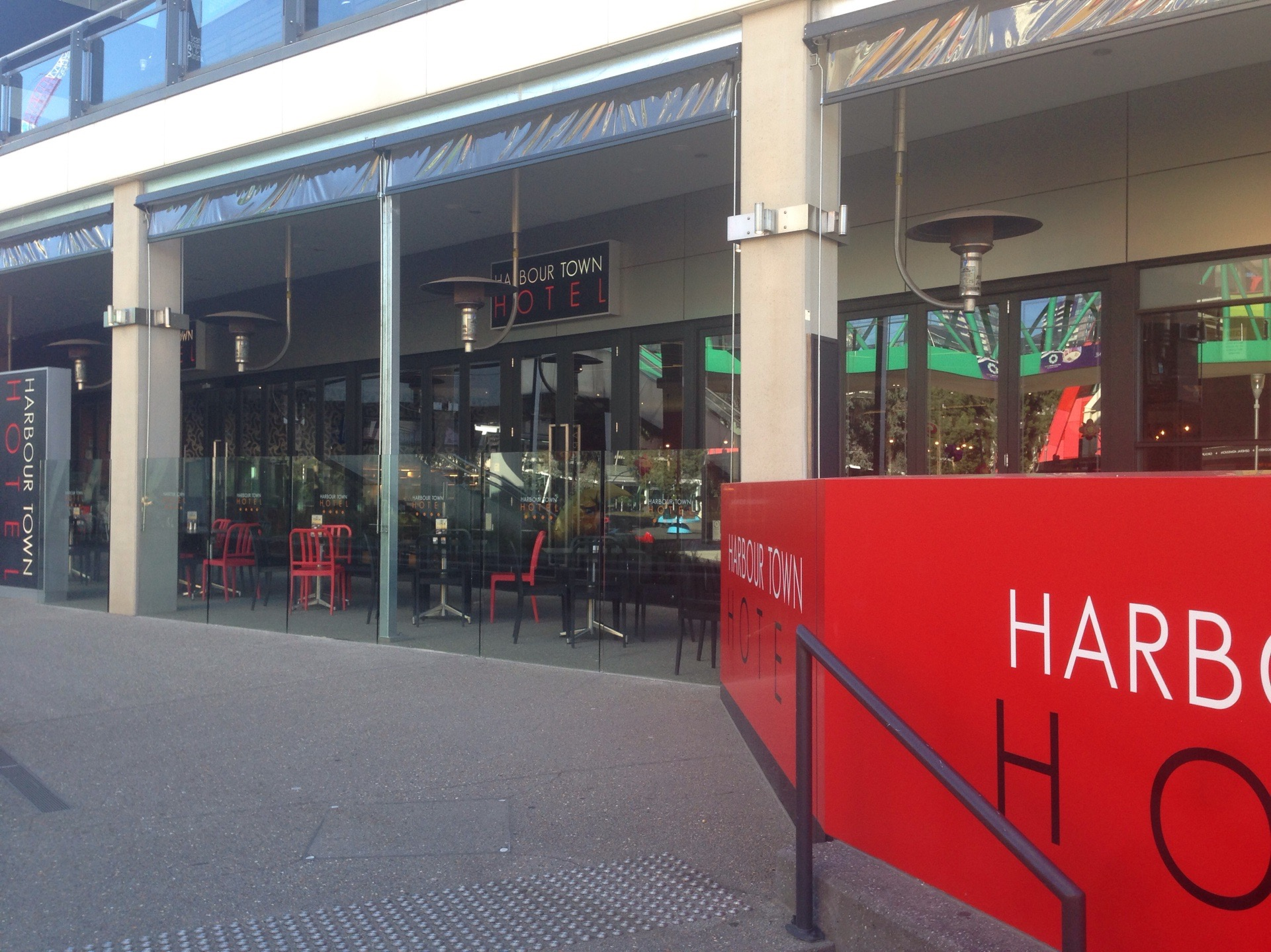 Harbour Town Hotel - Accommodation in Surfers Paradise