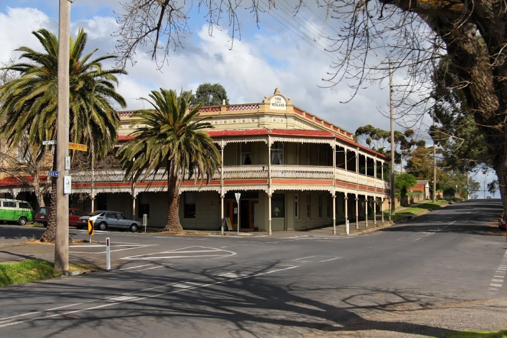 The Midland Hotel Castlemaine - Accommodation in Surfers Paradise