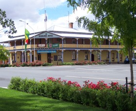 The Boorowa Hotel - Accommodation in Surfers Paradise