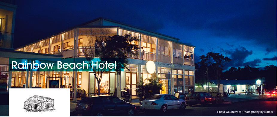 Rainbow Beach Hotel - Accommodation in Surfers Paradise