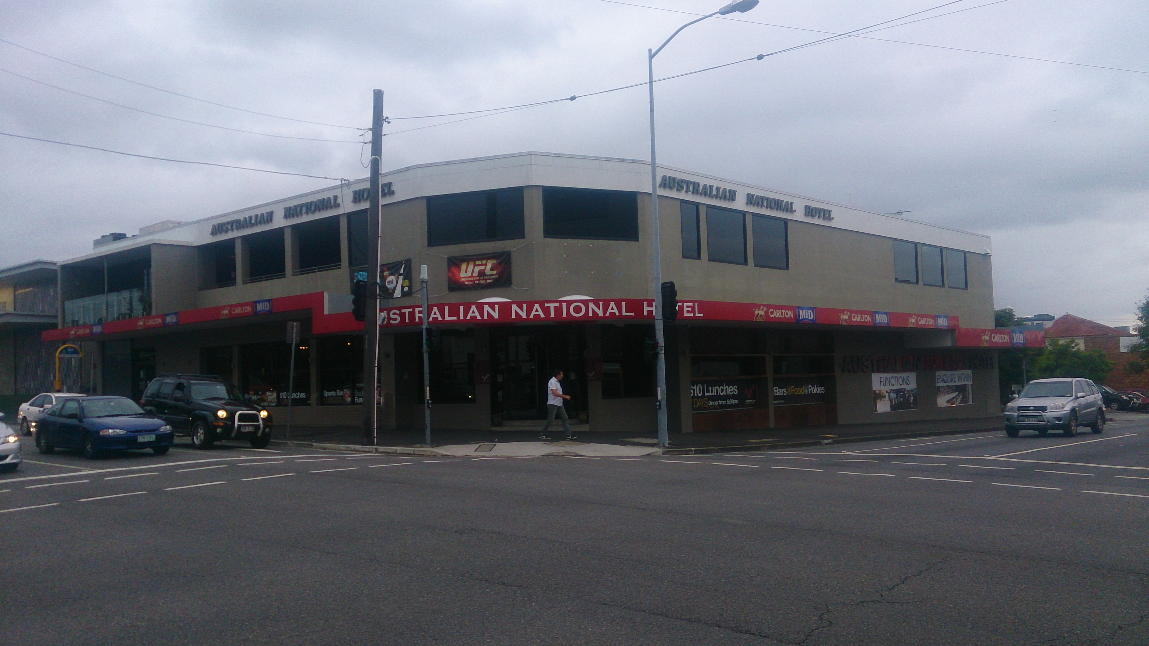 Australian National Hotel - Accommodation in Surfers Paradise