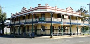 Royal Hotel Boggabri - Accommodation in Surfers Paradise