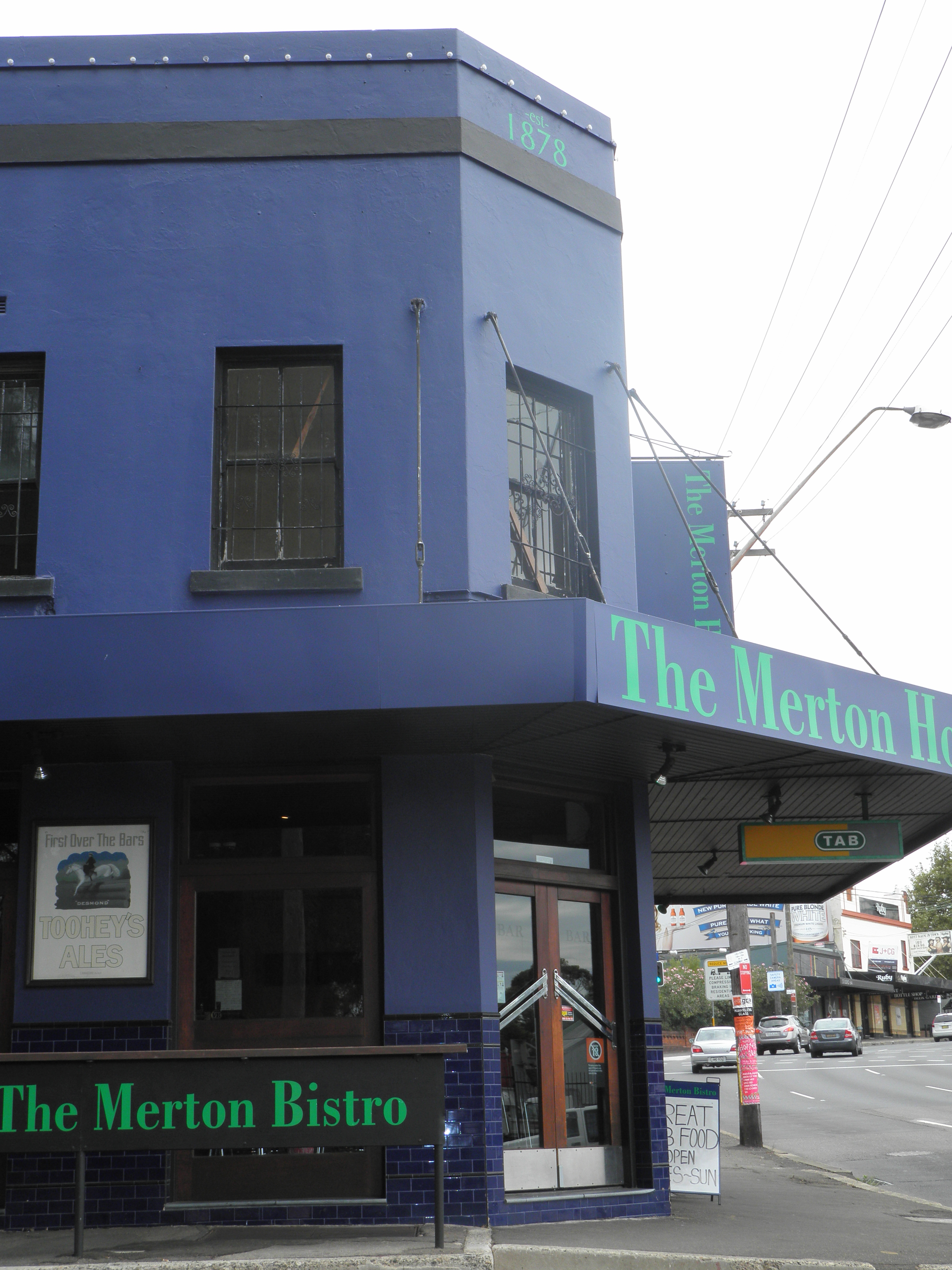 The Merton Hotel  - Accommodation in Surfers Paradise