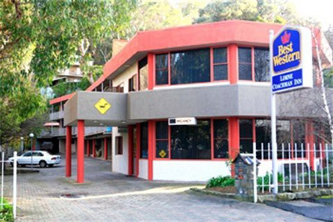 Best Western Lorne Coachman In - Accommodation in Surfers Paradise