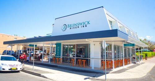 Brunswick River Inn - Accommodation in Surfers Paradise