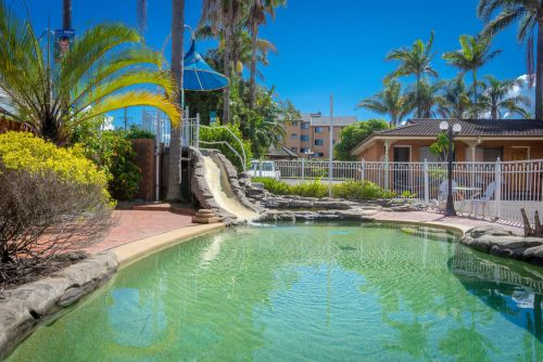 Sapphire Palms Motel - Accommodation in Surfers Paradise