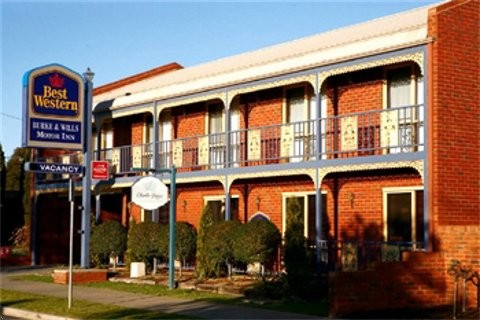 Best Western Burke amp Wills Motor Inn - Accommodation in Surfers Paradise