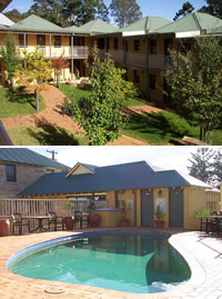 Pioneer Motel Kangaroo Valley - Accommodation in Surfers Paradise