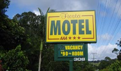 Fiesta Motel - Accommodation in Surfers Paradise