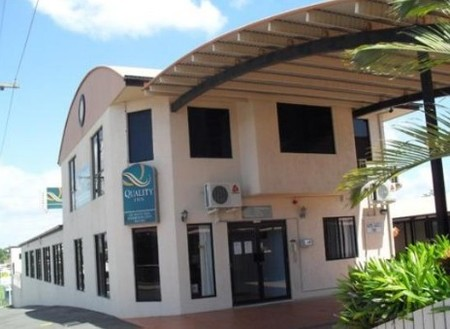 Quality Inn Harbour City - Accommodation in Surfers Paradise