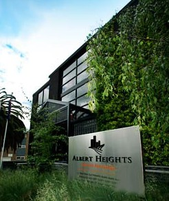 Albert Heights Serviced Apartments - Accommodation in Surfers Paradise