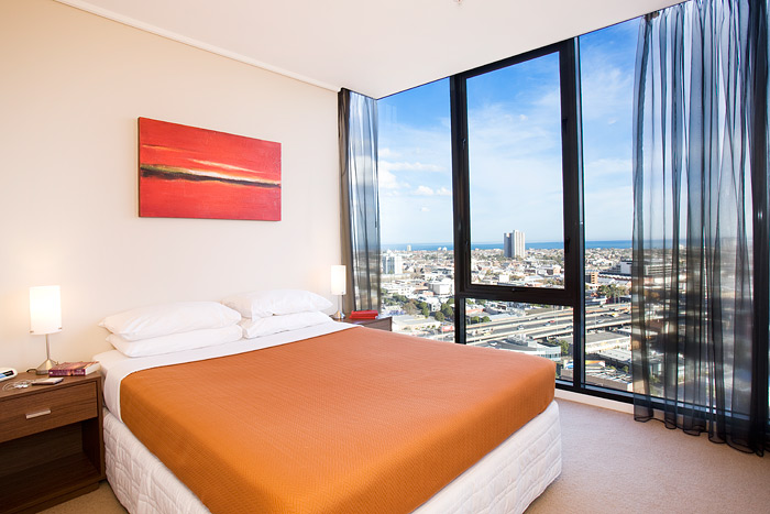 Melbourne Short Stay Apartments - Accommodation in Surfers Paradise