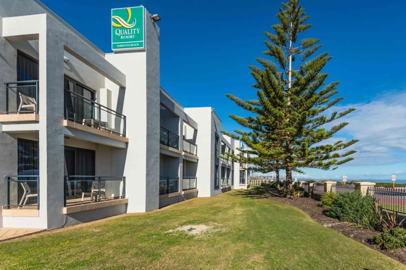 Quality Resort Sorrento Beach - Accommodation in Surfers Paradise