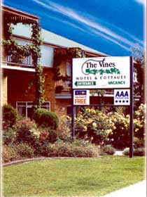 The Vines - Accommodation in Surfers Paradise