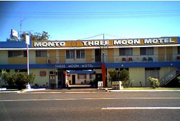 Monto Three Moon Motel - Accommodation in Surfers Paradise