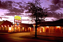 Dalby Mid Town Motor Inn - Accommodation in Surfers Paradise