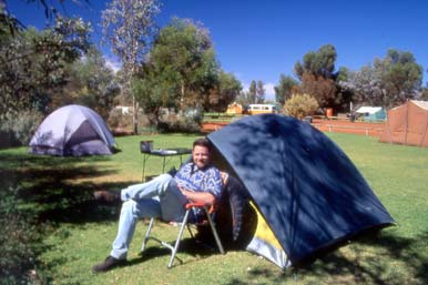 Voyages Ayers Rock Camp Ground - Accommodation in Surfers Paradise