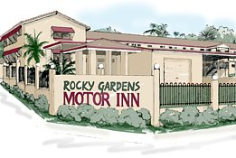 Rocky Gardens Motor Inn - Accommodation in Surfers Paradise