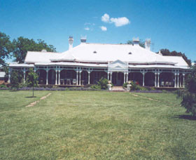 Coombing Park Homestead - Accommodation in Surfers Paradise