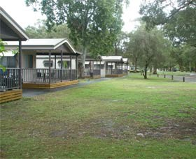Beachfront Caravan Park - Accommodation in Surfers Paradise