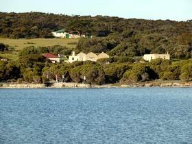 Innes National Park Heritage Accommodation