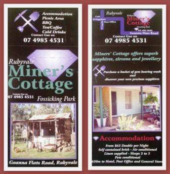 Miner's Cottage - Accommodation in Surfers Paradise