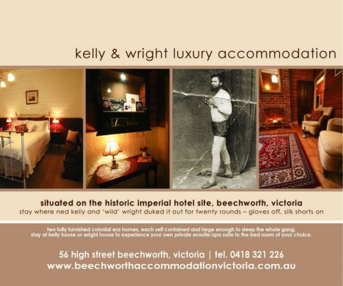 Beechworth Accommodation Victoria - Accommodation in Surfers Paradise