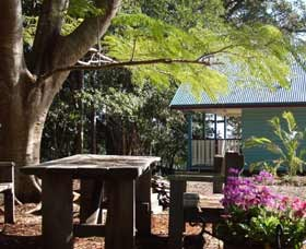 Pines On The Plateau Luxury Lodges - Accommodation in Surfers Paradise
