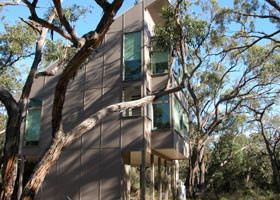 Aquila Eco Lodges - Accommodation in Surfers Paradise