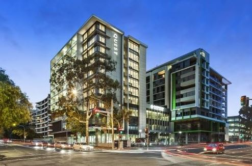 Quest Chatswood - Accommodation in Surfers Paradise