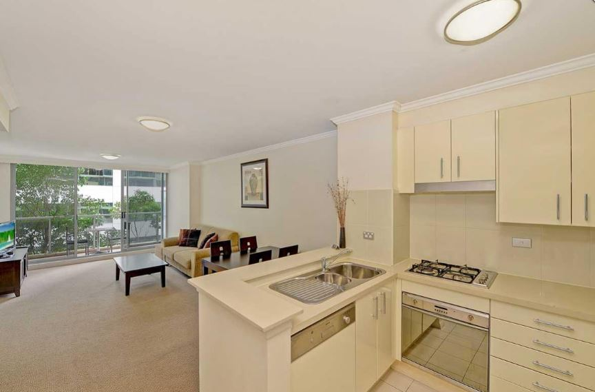 Astra Apartments Chatswood - Accommodation in Surfers Paradise