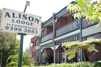 Alison Lodge - Accommodation in Surfers Paradise