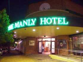 Manly Hotel The - Accommodation in Surfers Paradise