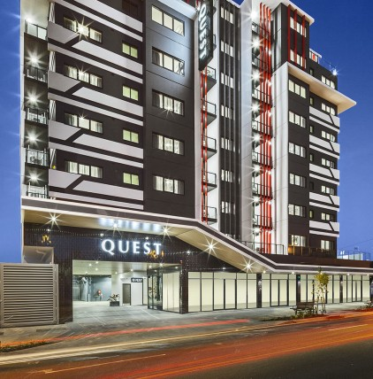 Quest Woolloongabba - Accommodation in Surfers Paradise
