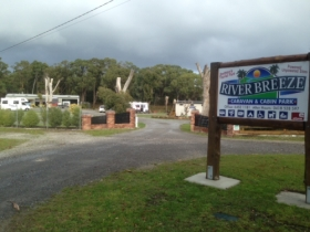 Riverbreeze Caravan  Cabin Park - Accommodation in Surfers Paradise